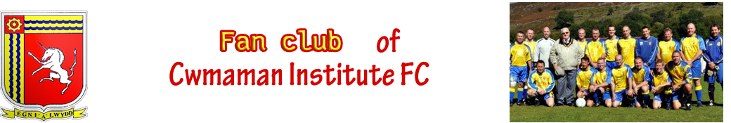 Cwmaman Institute F.C.